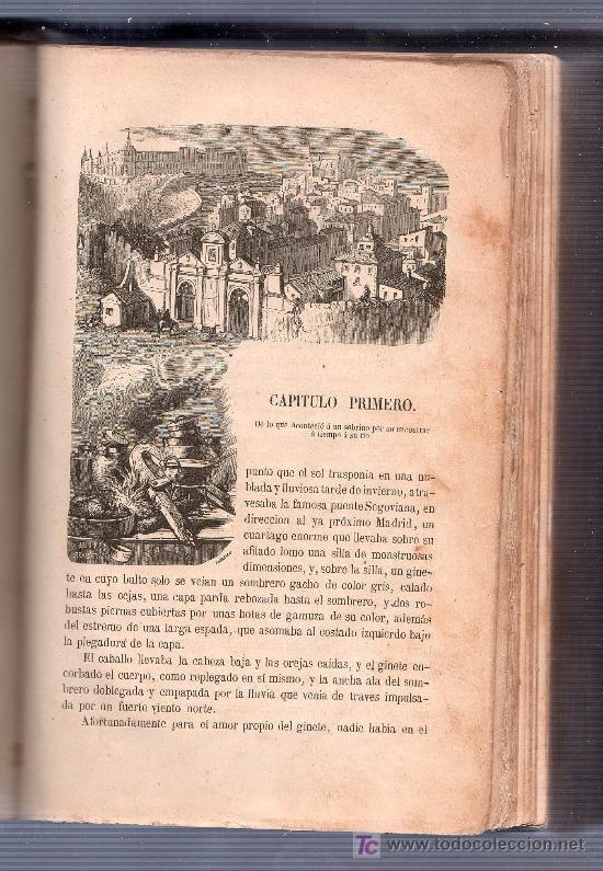 Libros antiguos: EL COCINERO DE SU MAJESTAD. MEMORIAS DEL TIEMPO DE FELIPE III POR FERNANDEZ Y GONZALEZ. MADRID 1857 - Foto 4 - 26532059
