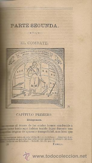 Libros antiguos: Fabiola ó La Iglesia de las Catacumbas / Cardenal Wiseman -1892 - Foto 2 - 25851089