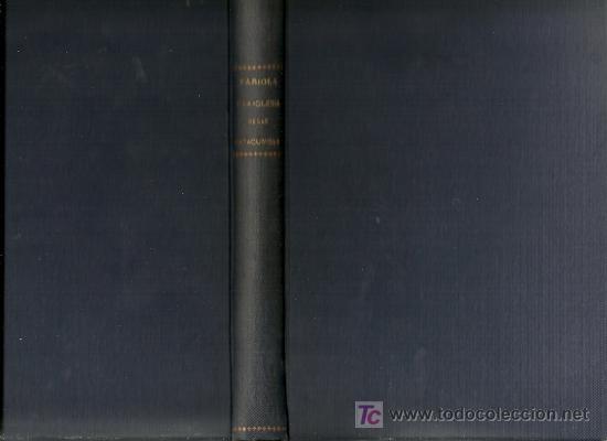 Libros antiguos: Fabiola o la iglesia de las catacumbas / Cardenal Wiseman - 1933 - Foto 2 - 23113558