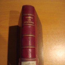 Libros antiguos: LAS INFANZONAS. MAURICIO LÓPEZ ROBERTS. SUCESORES DE HERNANDO 1906.. Lote 18799948