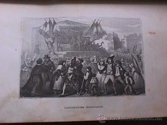 Libros antiguos: El drama de 1793, Alejandro Dumas, Fernando Gaspar Editor, 1856 - Foto 3 - 19377769