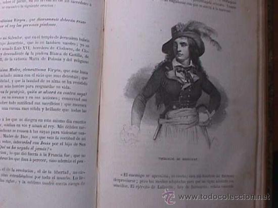 Libros antiguos: El drama de 1793, Alejandro Dumas, Fernando Gaspar Editor, 1856 - Foto 4 - 19377769