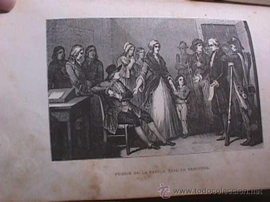 Libros antiguos: El drama de 1793, Alejandro Dumas, Fernando Gaspar Editor, 1856 - Foto 5 - 19377769