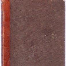 Libros antiguos: MEN RODRIGUEZ. DE SANABRIA. DON MANUEL FERNANDEZ Y GONZALEZ. MADRID 1853. 27 X 18 CM.. Lote 21224741