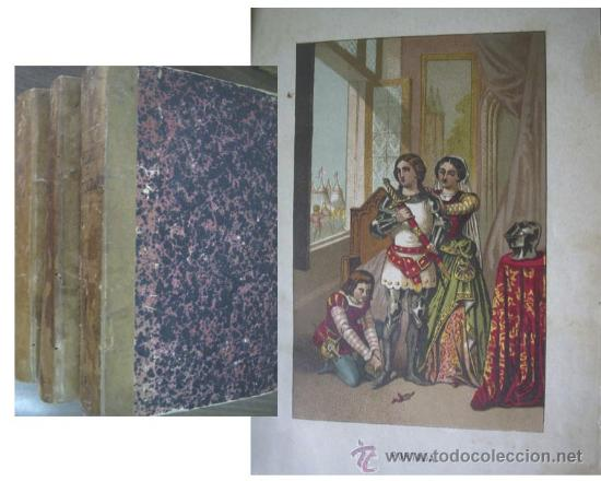 PEDRO EL TEMERARIO (3 VOLÚMENES). PARREÑO, FLORENCIO LUIS. 1894 (Libros antiguos (hasta 1936), raros y curiosos - Literatura - Narrativa - Novela Histórica)