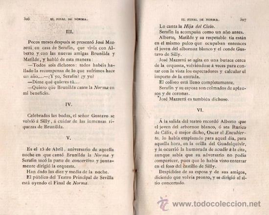 Libros antiguos: EL FINAL DE NORMA POR PEDRO ANTONIO DE ALARCON AÑO 1883 - Foto 7 - 25402617