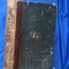 Libros antiguos: ISABEL DE BAVIERA - INGOLSTADT (1370-1435) O LA LOCURA DE UN REY DE A. DUMAS 1858 . Lote 25999590