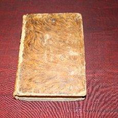 Libros antiguos: 0614- EL MANUSCRITO VERDE. GUSTAVO DROINEAU. TOMO I IMP SANCHA 1837. Lote 26104889