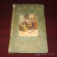 Libros antiguos: 1890- LA FAMILLE SISMOND O LA PIETE ET EPROUVEE. L.F. IMP. MAME ET CIA. 1854.. Lote 26190626