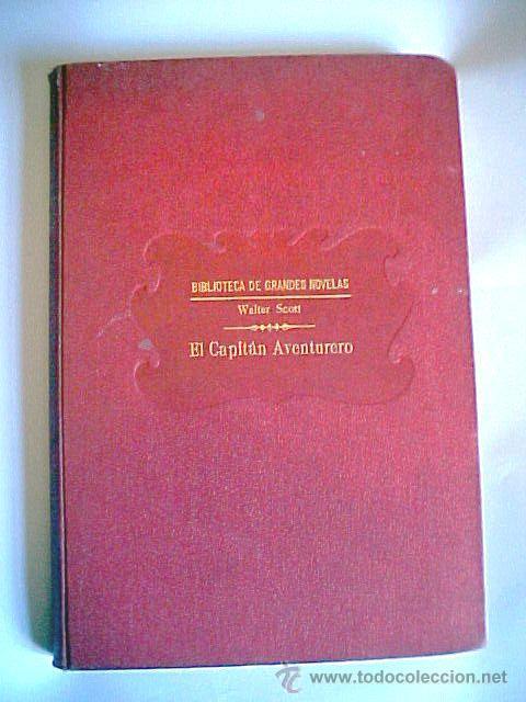 LIBRO BIBLIOTECA DE GRANDES NOVELAS (Libros antiguos (hasta 1936), raros y curiosos - Literatura - Narrativa - Novela Histórica)