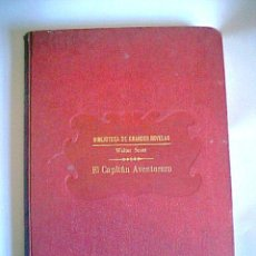 Libros antiguos: LIBRO BIBLIOTECA DE GRANDES NOVELAS. Lote 29785510
