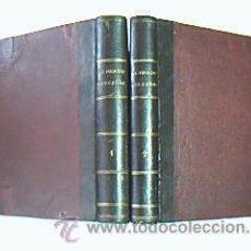 Libros antiguos: EL HÉROE Y EL CÉSAR. PARREÑO, F. LUIS. FELIPE GONZÁLEZ ROJAS, EDITOR. MADRID. AÑO 1885. 2 VOLÚMENES . Lote 29931263