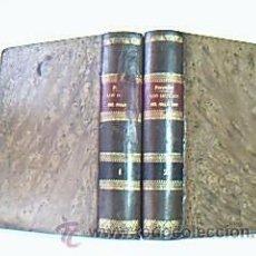 Libros antiguos: LOS HÉROES DEL SIGLO XVII. PARREÑO, F. LUIS. MADRID. FELIPE GONZÁLEZ EDITOR. AÑO 1895. 2 VOLÚMENES . Lote 29931382