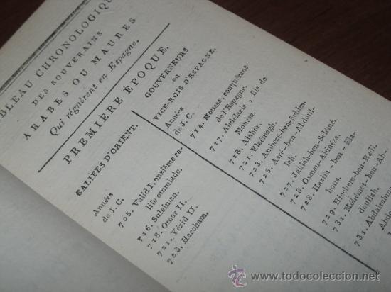 Libros antiguos: Gonzalve de Cordoue (Vol.I), Florian, 1798. Contiene cuatro grabados. - Foto 8 - 30244059