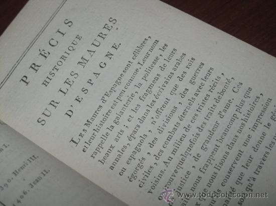 Libros antiguos: Gonzalve de Cordoue (Vol.I), Florian, 1798. Contiene cuatro grabados. - Foto 9 - 30244059