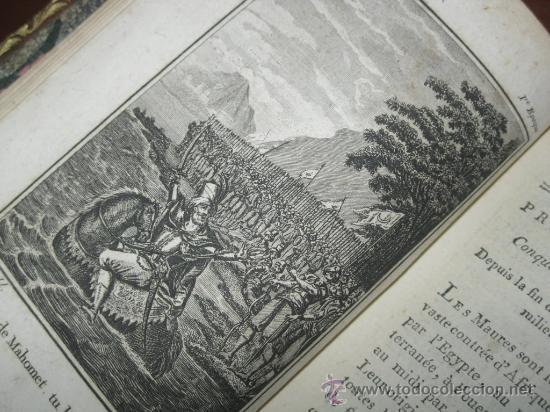 Libros antiguos: Gonzalve de Cordoue (Vol.I), Florian, 1798. Contiene cuatro grabados. - Foto 10 - 30244059