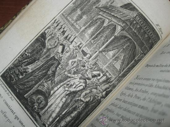 Libros antiguos: Gonzalve de Cordoue (Vol.I), Florian, 1798. Contiene cuatro grabados. - Foto 11 - 30244059
