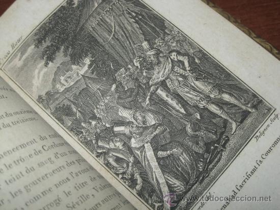 Libros antiguos: Gonzalve de Cordoue (Vol.I), Florian, 1798. Contiene cuatro grabados. - Foto 12 - 30244059