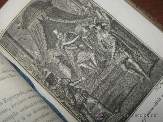 Libros antiguos: Gonzalve de Cordoue (Vol.I), Florian, 1798. Contiene cuatro grabados. - Foto 13 - 30244059