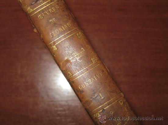 Libros antiguos: Gonzalve de Cordoue (Vol.I), Florian, 1798. Contiene cuatro grabados. - Foto 5 - 30244059