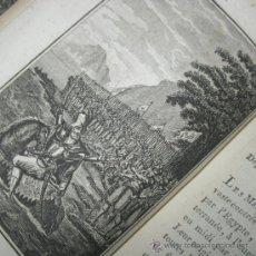 Libros antiguos: GONZALVE DE CORDOUE (VOL.I), FLORIAN, 1798. CONTIENE CUATRO GRABADOS.. Lote 30244059
