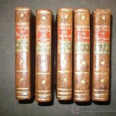 Libros antiguos: AVENTURAS DE GIL BLAS DE SANTILLANA. 1817. M. LESAGE.. Lote 30517954
