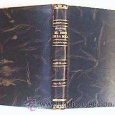 Libros antiguos: (BANDOLERISMO). EL NIÑO DE LA BOLA. ALARCÓN, PEDRO A. DE. LIBRERÍA GENERAL VICTORIANO SUÁREZ S/F. . Lote 30581023