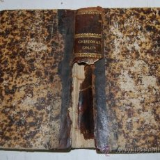 Libros antiguos: CRISTÓBAL COLÓN. DESCUBRIMIENTO DE LAS AMÉRICAS. TOMO IV. M. ALFONSO DE LAMARTINE RM56973. Lote 30880351