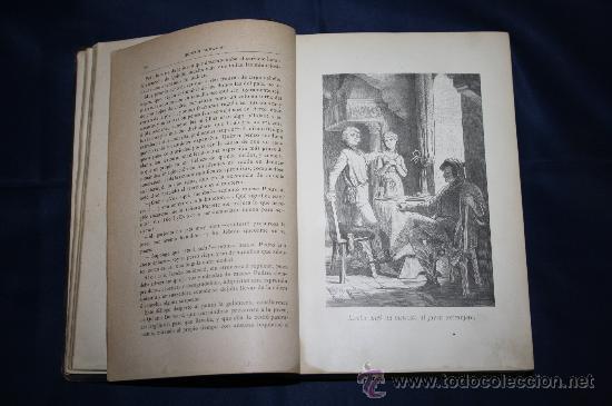 Libros antiguos: 1446- NOVELA HISTÓRICA DE SIR WALTER SCOTT POR QUINTÍN DURWARD ILUSTRACIÓN ALEMANA 1883 - Foto 3 - 30892541