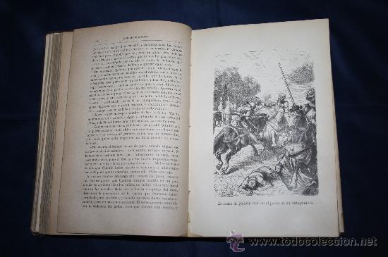 Libros antiguos: 1446- NOVELA HISTÓRICA DE SIR WALTER SCOTT POR QUINTÍN DURWARD ILUSTRACIÓN ALEMANA 1883 - Foto 4 - 30892541