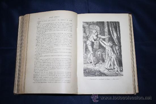 Libros antiguos: 1446- NOVELA HISTÓRICA DE SIR WALTER SCOTT POR QUINTÍN DURWARD ILUSTRACIÓN ALEMANA 1883 - Foto 5 - 30892541