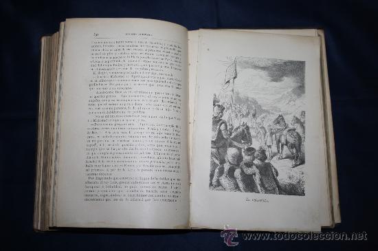 Libros antiguos: 1446- NOVELA HISTÓRICA DE SIR WALTER SCOTT POR QUINTÍN DURWARD ILUSTRACIÓN ALEMANA 1883 - Foto 6 - 30892541