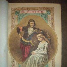 Libros antiguos: FRA FILIPPO LIPPI. 3 TOMOS, 1879. EMILIO CASTELAR. . Lote 31041002