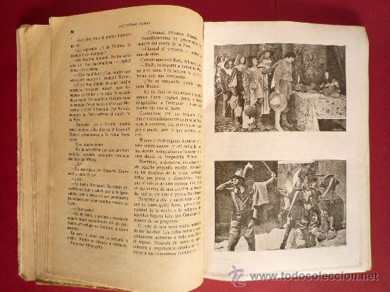 Libros antiguos: ALEJANDRO DUMAS. VEINTE AÑOS DESPUES - Foto 6 - 31850343