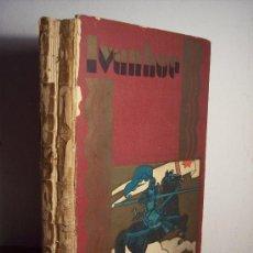 Libros antiguos: IVANHOE (WALTER SCOTT) - ILUSTRADO - EDITORIAL SATURNINO CALLEJA 1931. Lote 32018516