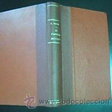 Libros antiguos: EL CAPITÁN RICHARD (EPISODIOS NAPOLEÓNICOS). DUMAS, ALEJANDRO (PADRE). IMPRENTA VDA. L. TASSO 190.... Lote 32090759