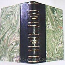 Libros antiguos: CATALINA BLUM. DUMAS, ALEJANDRO (PADRE). IMPRENTA DE LA VIUDA DE LUIS TASSO, BARCELONA, 190.... Lote 32090911