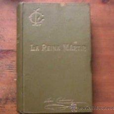 Libros antiguos: LA REINA MARTIR, LUIS COLOMA, GRAFICAS BILBAINAS, 1911. Lote 33368988