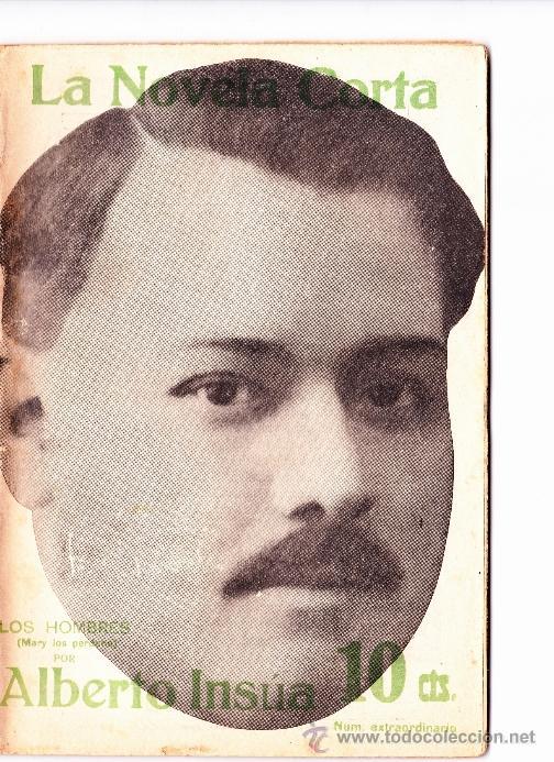 Libros antiguos: 40 NUMEROS DE NOVELA CORTA 1916 + 2 NUMEROS DE NOVELA COMICA - Foto 42 - 33397138