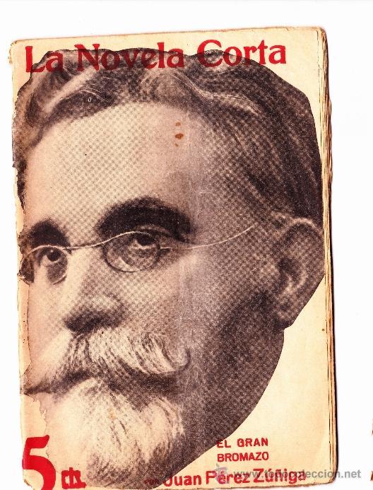 Libros antiguos: 40 NUMEROS DE NOVELA CORTA 1916 + 2 NUMEROS DE NOVELA COMICA - Foto 40 - 33397138