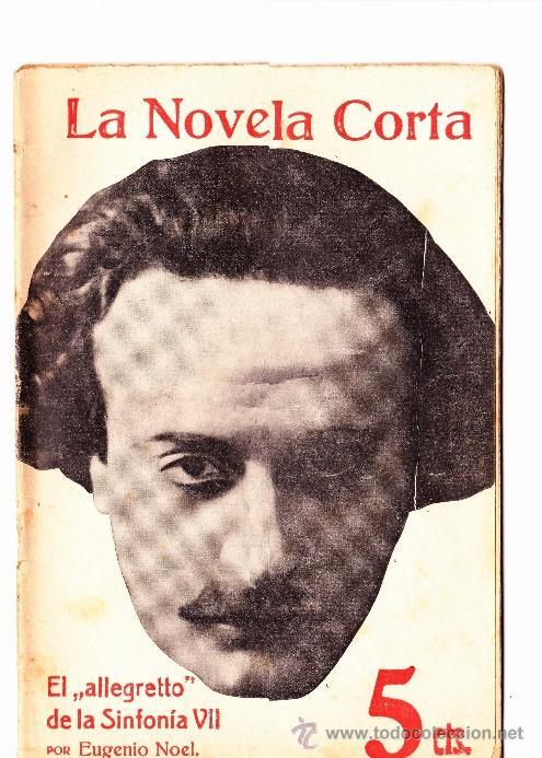 Libros antiguos: 40 NUMEROS DE NOVELA CORTA 1916 + 2 NUMEROS DE NOVELA COMICA - Foto 38 - 33397138