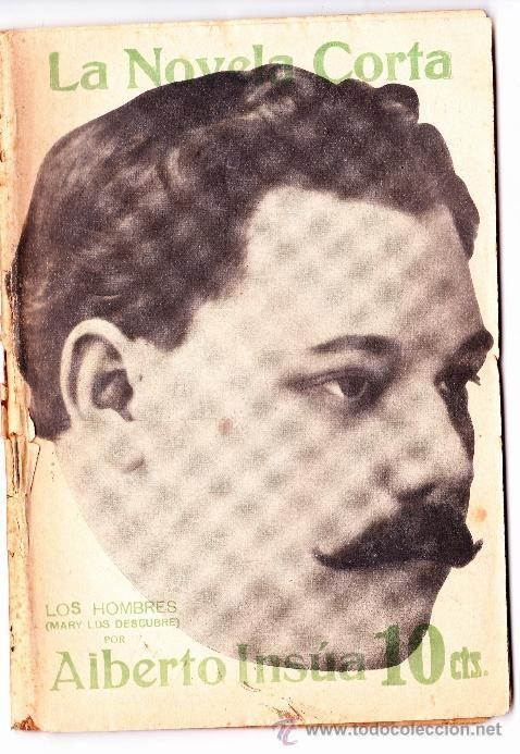 Libros antiguos: 40 NUMEROS DE NOVELA CORTA 1916 + 2 NUMEROS DE NOVELA COMICA - Foto 28 - 33397138
