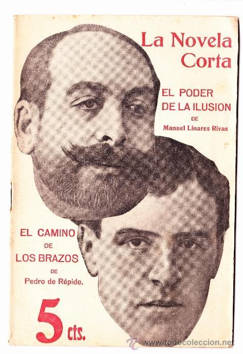 Libros antiguos: 40 NUMEROS DE NOVELA CORTA 1916 + 2 NUMEROS DE NOVELA COMICA - Foto 15 - 33397138