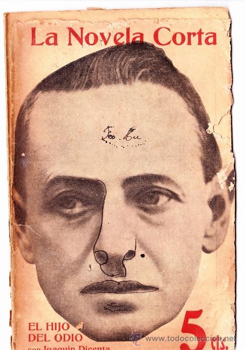 Libros antiguos: 40 NUMEROS DE NOVELA CORTA 1916 + 2 NUMEROS DE NOVELA COMICA - Foto 11 - 33397138