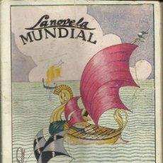 Libros antiguos: EL DOMINIO DEL MUNDO POR JACINTO GRAU. Lote 33968621