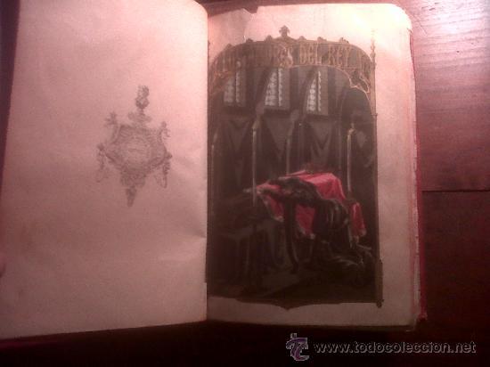 Libros antiguos: Los Amores Del Rey 2 tomos obra completa, de Elena Sainz, Barcelona S. XIX 1887 - Foto 4 - 34553928