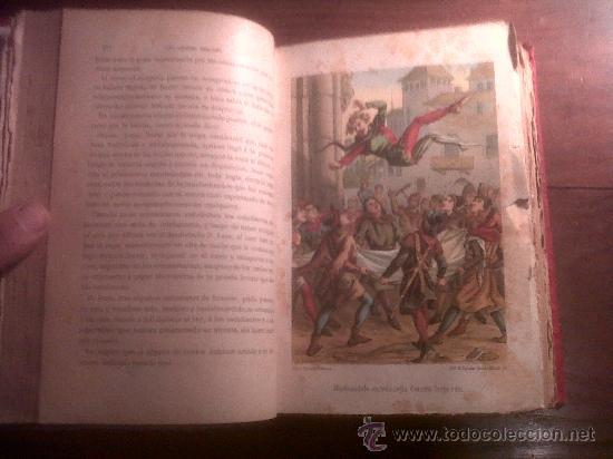 Libros antiguos: Los Amores Del Rey 2 tomos obra completa, de Elena Sainz, Barcelona S. XIX 1887 - Foto 7 - 34553928