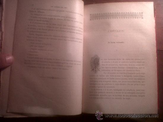 Libros antiguos: Los Amores Del Rey 2 tomos obra completa, de Elena Sainz, Barcelona S. XIX 1887 - Foto 8 - 34553928