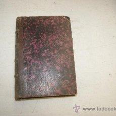 Libros antiguos: LIBRO HISTORIA DE TOBIAS, TRADUCCION. DE S.XIX. Lote 35404090