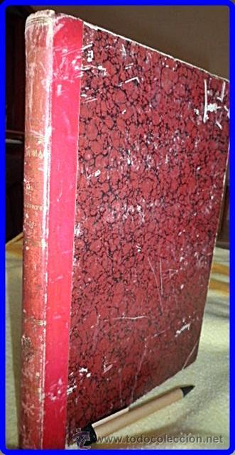 AÑO 1851. ALEJANDRO DUMAS. ELEGANTE VOLÚMEN DE 32 CM. DE ALTO. (Libros antiguos (hasta 1936), raros y curiosos - Literatura - Narrativa - Novela Histórica)